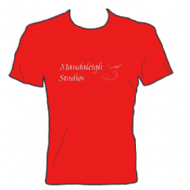 Musical Theatre Tee (red)